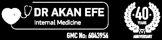 Dr. Akan Efe